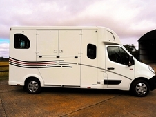 *Brand New Theault Proteo 5 on a New Renault Master*