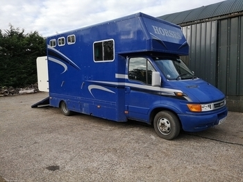 ****REDUCED**** 5.2 Ton 2004 Horse Lorry