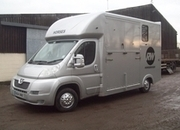 2014 Peugeot Boxer. New Build. 3.5 ton