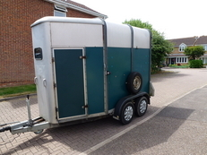 Ifor Williams HB505, fully refurbished by main dealer.