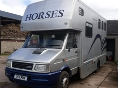IVECO DAILY HORSEBOX **REDUCED**