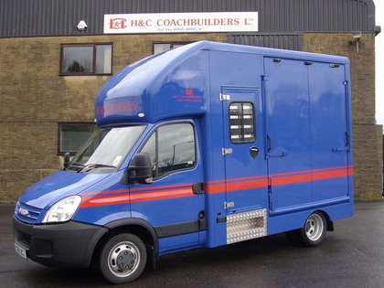 H&C Coachbuilders Ltd