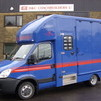 3500kgs Iveco Forward Facing Horsebox