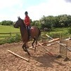 first time jumping since her holiday
