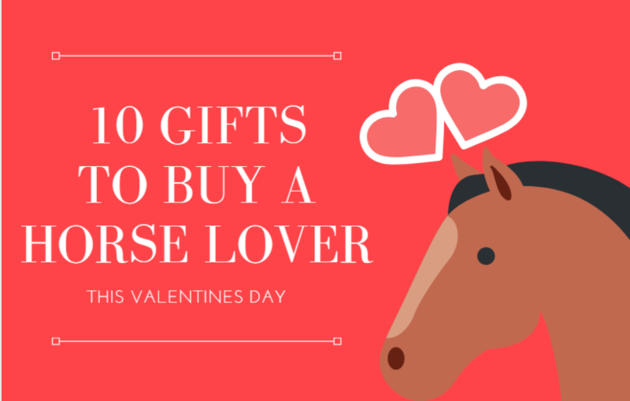 10 Gifts To Buy A Horse Lover This Valentines Day