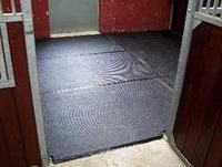 Rubber matting for stables: The benefits