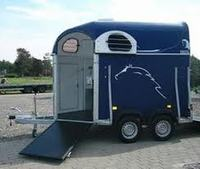 How to Clean Horse Trailers