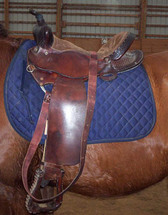 Fitting a Saddle to a Horse