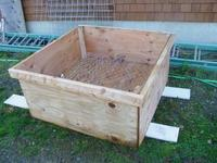 Homemade horse feeders