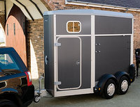 Horse Trailers for the Nervous Horse