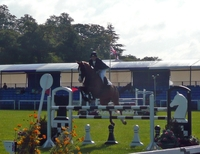 Event Rider Advice  - Harriet Morris Baumber