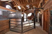 Stables: How to Choose a Horse Stable