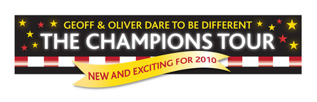 Win tickets to the Champions Tour