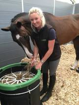 Georgie Spence on her plans post-Badminton, her aims for the future and explains why Haygain helps give her the competitive edge