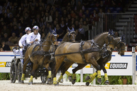 FEI World Cup Driving, press news