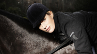 Zara Phillips unveils fashion range