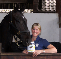 Exciting New Sponsorship Deal for Nicola Wilson and Verm-X