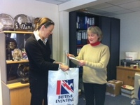 British Eventing volunteer prize draw winners announced