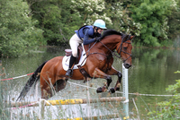 Fiona Hobby wins Lincoln JumpCross Eventers Challenge 2012