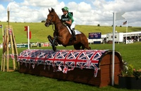 Nicola Wilson and Opposition Buzz impress at Barbury International Horse Trials