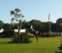 King George V Gold Cup riders wow Hickstead