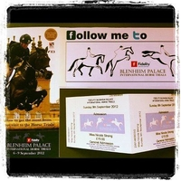 Win tickets to Blenheim International Horse Trials
