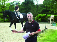 Video Dressage Training with Richard Davison