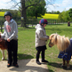 Pupils from Woodland Short Stay School learn horse-handling skills at The Horse Trust