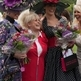 Barbara Windsor fizzes at Hickstead