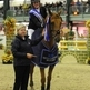 Bryony Ward claims the fourth KBIS Senior British Novice Champion Title