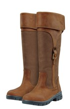 New In- Fantastic Dublin Turndown Boots For Just £159.99 + Free Delivery