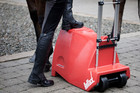 Rolltack - multi-purpose saddle trolley
