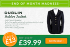 Dublin Ashby Jacket- Only £39.99 on Equine Superstore