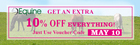 10% off EVERYTHING on Equine Superstore