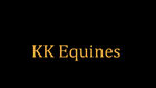 KK Equines: Sales, production & livery.