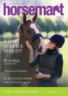 Advertise In Horsemart Magazine!