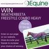WIN A Weatherbeeta Freestyle Combo Heavy!