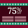 HUGE Boxing Day Clearance | Up To 75% Off!