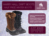 £40 off Harry Hall Drift Boots
