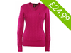 Toggi Harewood Ladies V Neck Jumper