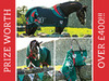 Horseware Prize Worth Over £400!!!