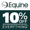 10% OFF Everything At Equine Superstore!