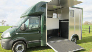 Pegasus Horsebox Finance