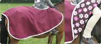 NEW! Wraparound Competition/Exercise Sheets by Bloomin Ponies