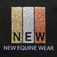It's Gold, Silver and Bronze for New Equine Wear